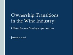 Wine Ownership Transition SVB